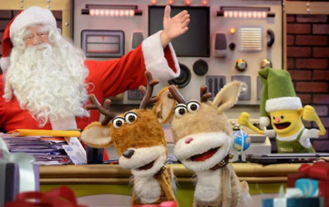 """На новорічні свята в телеефірі з'явиться """"Телеканал Діда Мороза"""""""