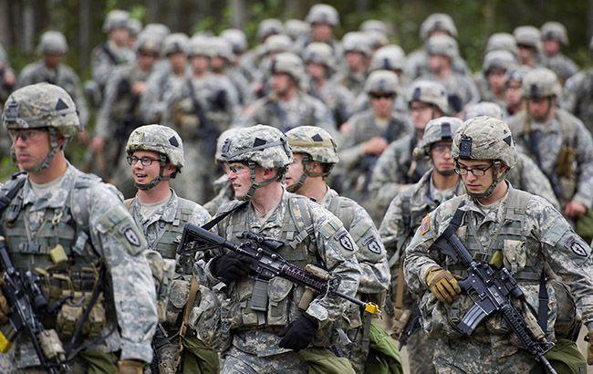 Пентагон озвучил число военных вАфганистане, Ираке иСирии