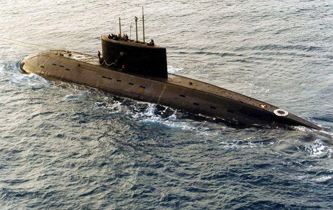 США заявили про максимальну активність підводних човнів РФ за 25 років
