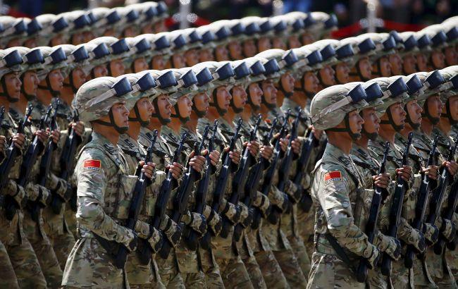 Китай планирует создать вооруженные силы мирового уровня, - Госдеп США
