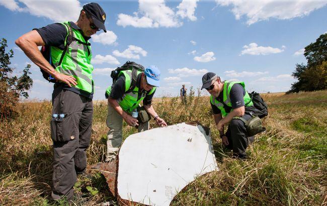 Россия вышла из консультационной группы по крушению MH17