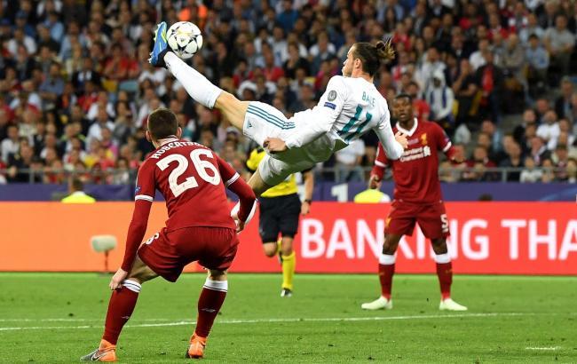 """Фото: """"Реал"""" - """"Ливерпуль"""" (twitter.com/ChampionsLeague)"""
