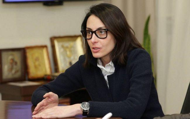 Фото: Деканоидзе прокомментировала расследование по делу Шеремета