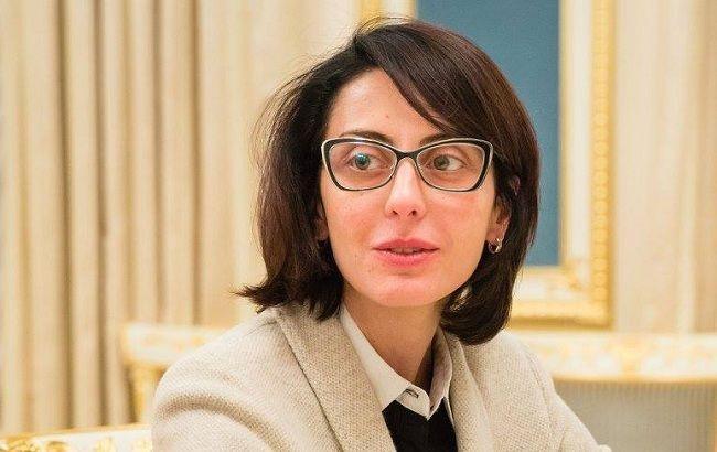 Экс-глава нацполиции Украины восстановила грузинское гражданство