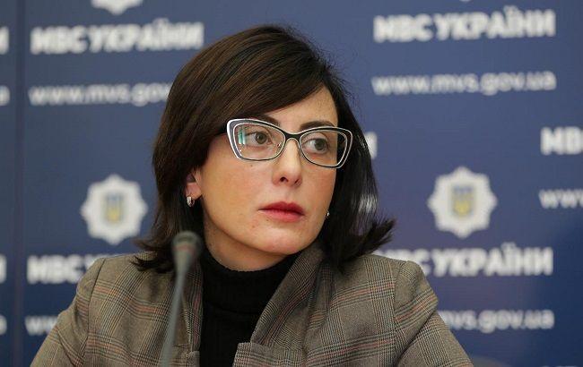 Будет строго: Деканоидзе анонсировала изменения закона оНацполиции