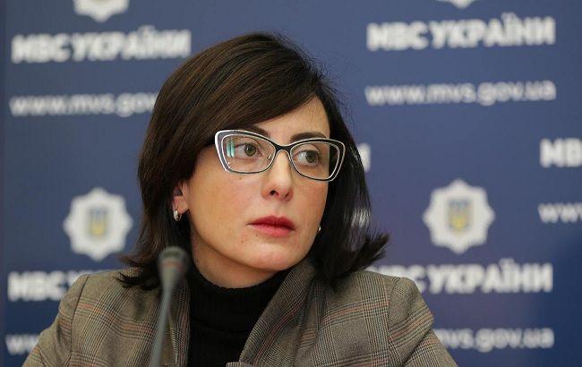 Деканоїдзе: 9 травня в Україні затримали близько 100 осіб