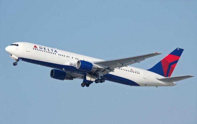Фото: літак Boeing 767-400 авіакомпанії Delta Airlines