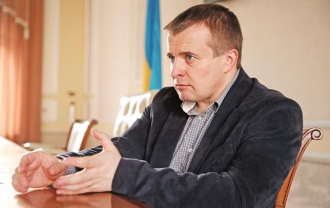 Міністр енергетики та вугільної промисловості України Володимир Демчишин