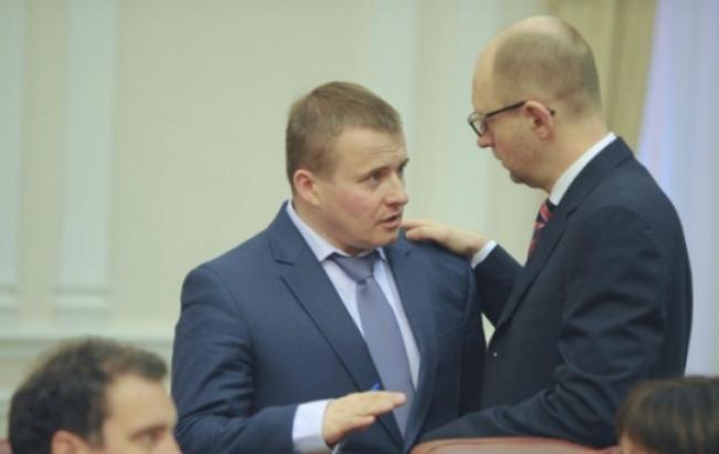 Демчишин дал гарантию Яценюку, что перебоев c электроэнергией зимой не будет