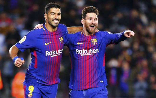 """Два лидера """"Барселоны"""" пропустят матч с """"Тоттенхэмом"""" в Лиге чемпионов"""