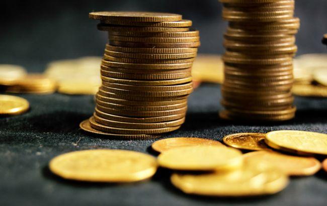 Украинские суверенные еврооблигации торгуются с доходностью 8,25-8,75%