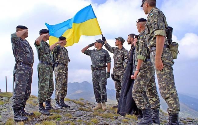 Захисники України відзначають своє свято в жовтні