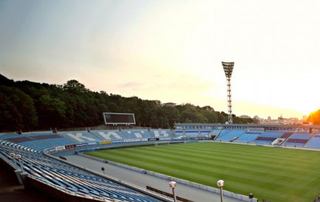 Фото: стадионе им. Валерия Лобановского (fcdynamo.kiev.ua)