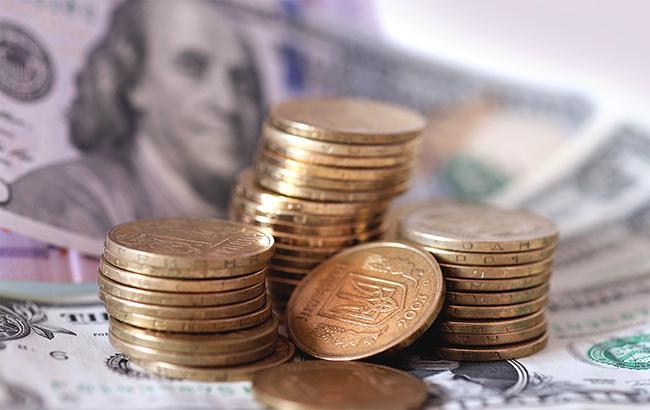 Готівковий курс долара у продажу підвищився до 25,95 гривень