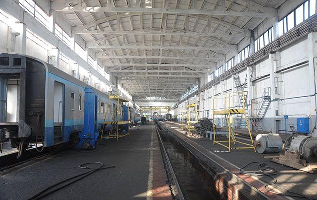 """Машинисты """"Львовской железной дороги"""" объявили забастовку"""