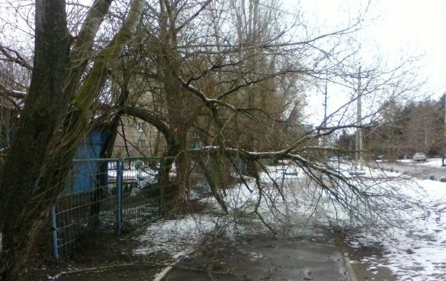 Фото: в Україні без світла 138 населених пунктів