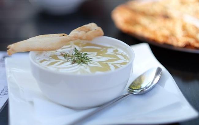 Крем-суп из цветной капусты с рыбой: вкусный и сытный обед