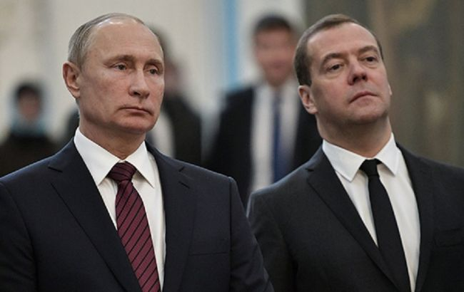 Відставка уряду РФ: Путін запропонував Медведєву нову посаду