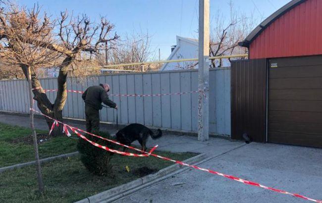 В результате взрыва в Запорожье погиб ребенок