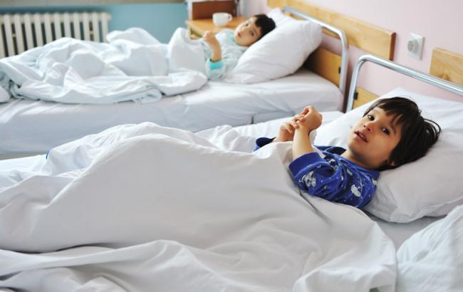 ВНиколаевской области десять детсадовцев подхватили ротавирусную инфекцию