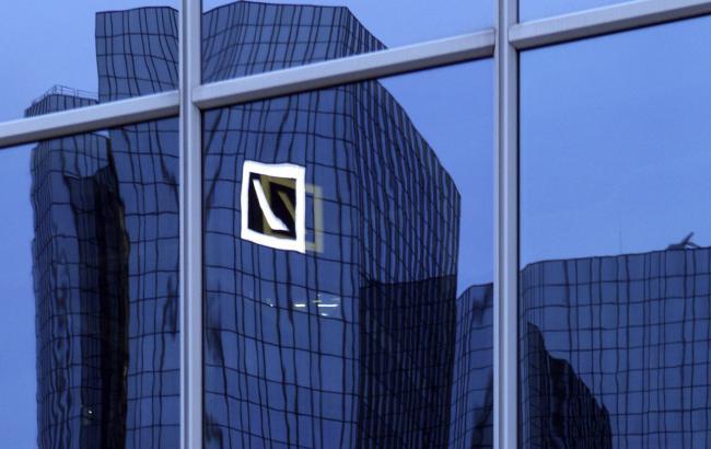 Deutsche Bank в III квартале понес рекордный убыток