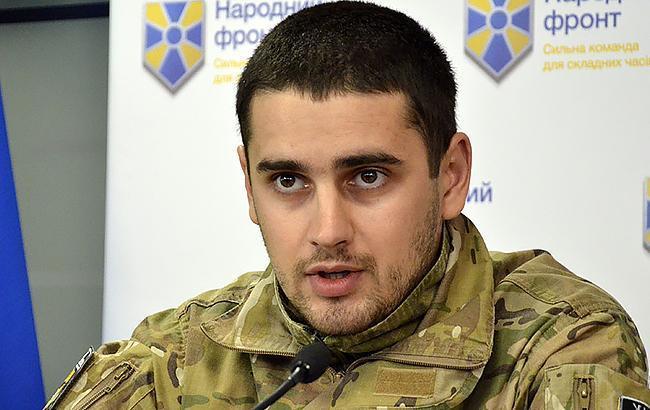 Прокуратура підтверджує поранення Дейдея в районі Авдіївської промзони
