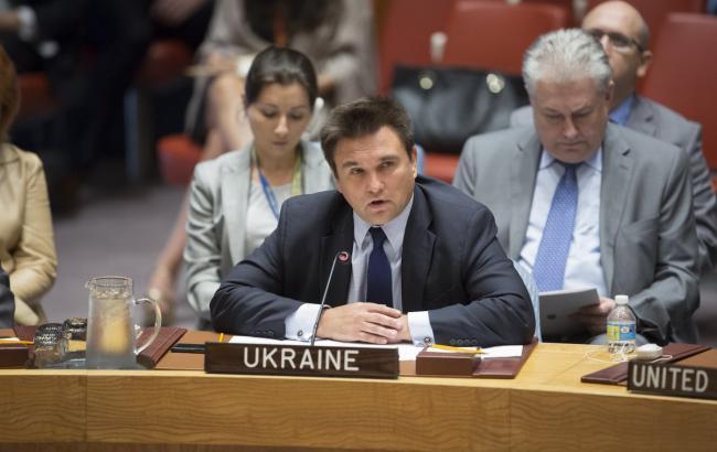 Клімкін: метою Росії є фрагментація ЄС