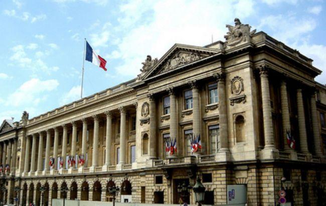 Фото: здание правительства Франции