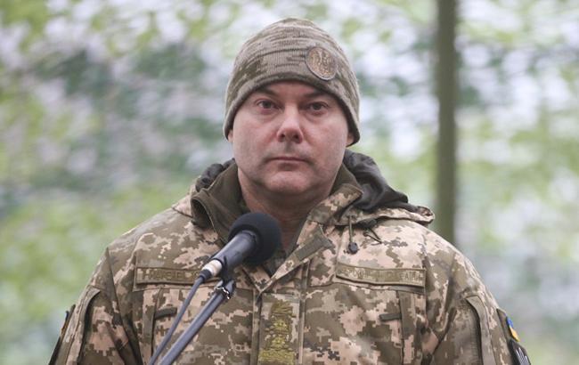 Наєв назвав головну відмінність операції Об'єднаних сил від АТО
