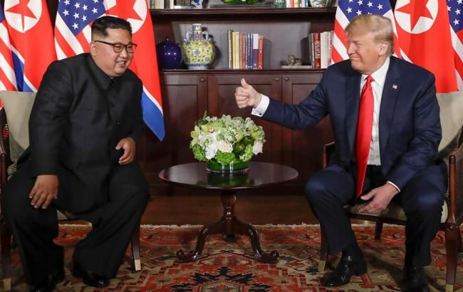В Белом доме назвали цель предстоящей встречи Трампа и Ким Чен Ына