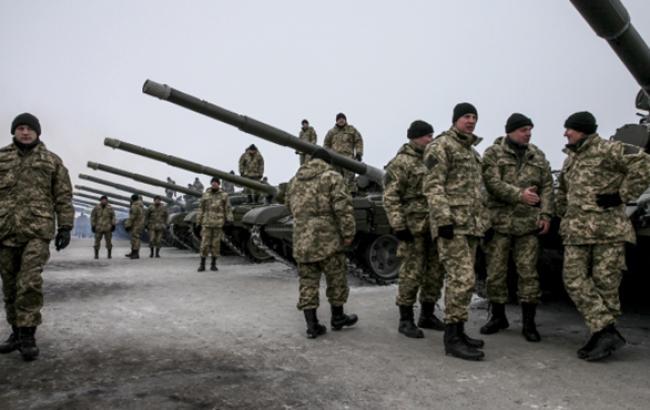 Штаб АТО повідомив про введення в дію режиму припинення вогню на Донбасі