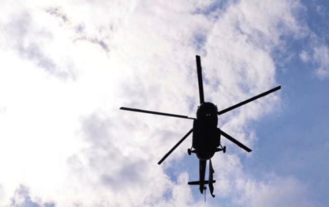 В Болгарії упав військовий вертоліт, є загиблі