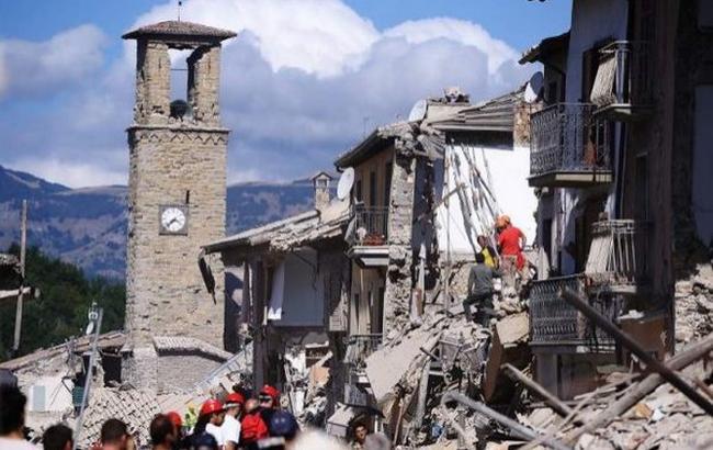 Внаслідок землетрусу нагрецькому острові загинули громадяни Туреччини і Швеції