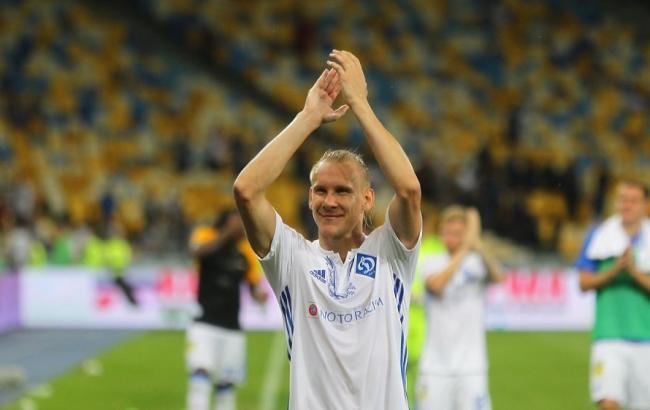 Фото: Динамо - Янг Бойз (fcdynamo.kiev.ua)