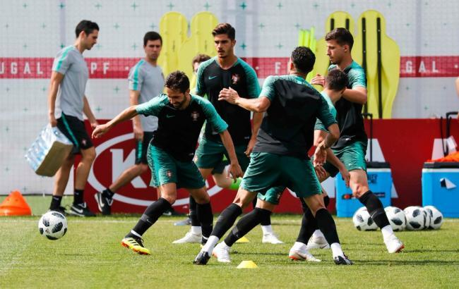 Уругвай - Португалія: де дивитися матч