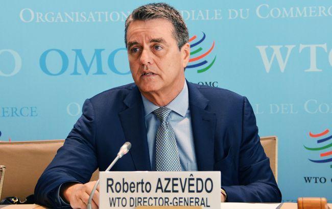 Глава ВТО прогнозирует спад из-за коронавируса хуже, чем в 2008 году