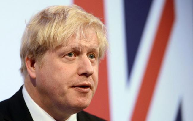 Британія відмовляється визнавати анексію Криму, - Джонсон