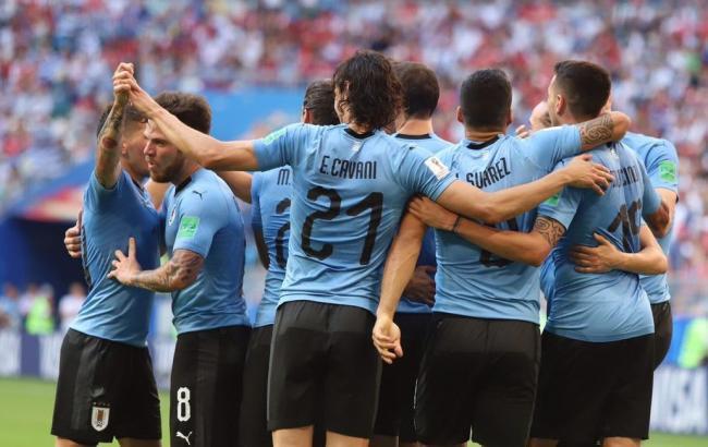 ЧС-2018: Уругвай розгромив Росію і посів перше місце в групі