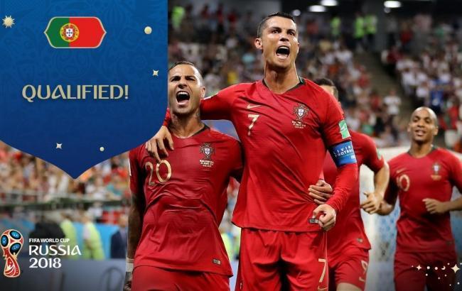 ЧС-2018: Збірна Португалії упустила перемогу над Іраном