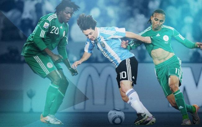 Нігерія - Аргентина: прогноз букмекерів