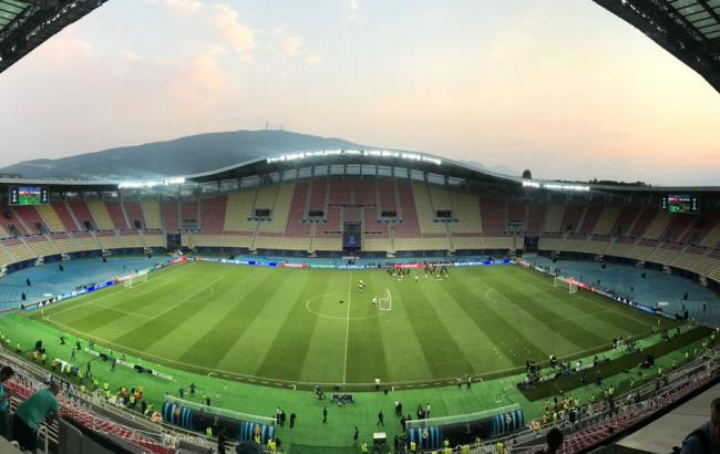 """Фото: стадион """"Филипп II Македонский"""" (Real Madrid C.F.)"""