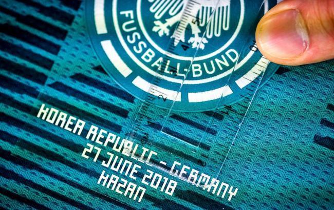 Фото: Южная Корея - Германия (twitter.com/DFB_Team)