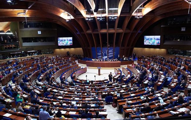 ПАРЕ прискорила розгляд питання щодо повернення делегації РФ до роботи в асамблеї