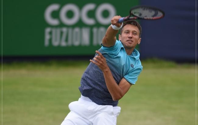 Стаховский показал лучший результат в рейтинге ATP в сезоне