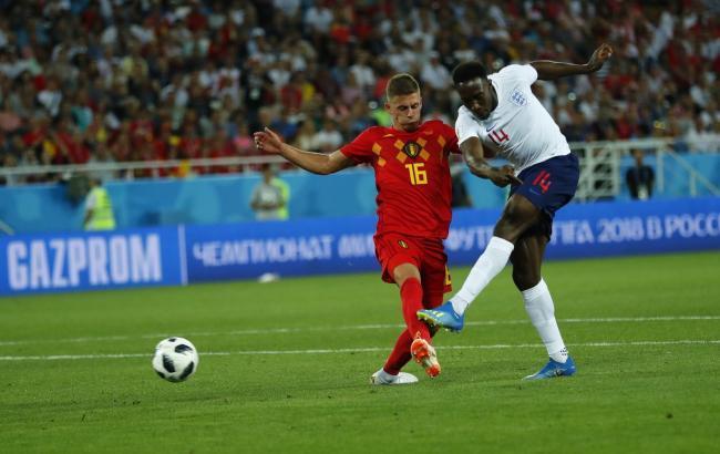 ЧМ-2018: Бельгия обыграла Англию в матче за первое место в группе