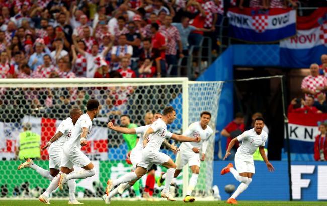 Хорватія - Англія: онлайн трансляція (рахунок 2:1)