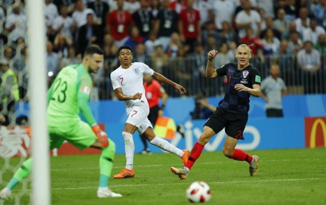 Сборная Хорватии одолела Англию и впервые вышла в финал чемпионата мира