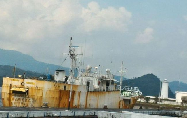 В Україну повертаються моряки із затриманого в Індонезії судна, - МЗС