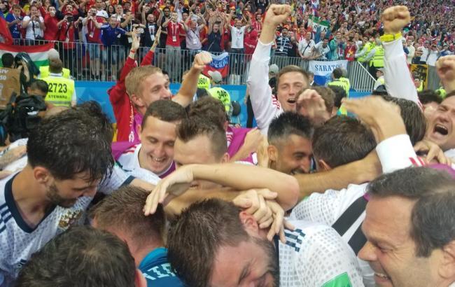 Сборная России по пенальти прошла Испанию и вышла в 1/4 финала ЧМ-2018
