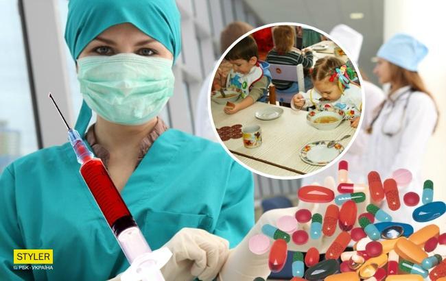 """В детсаду Киева медсестра """"лечила"""" ребенка сильнодействующими препаратами"""